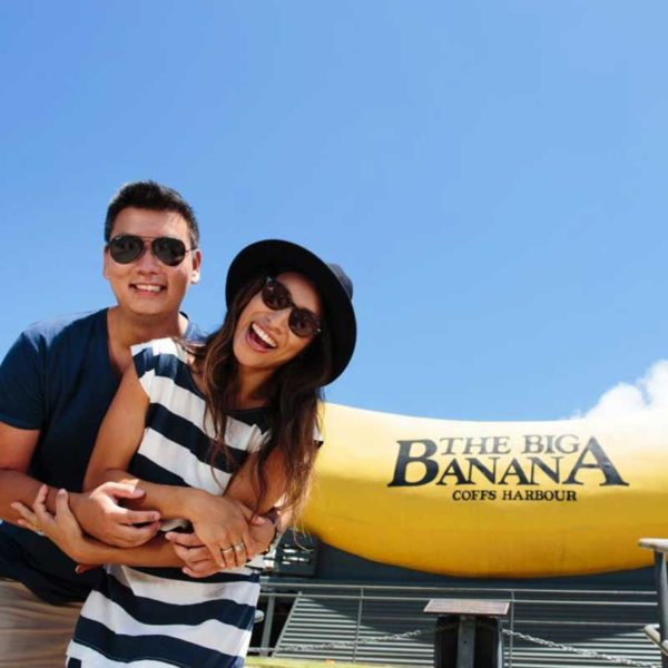 Coffs Harbour Attractions, The Big Banana