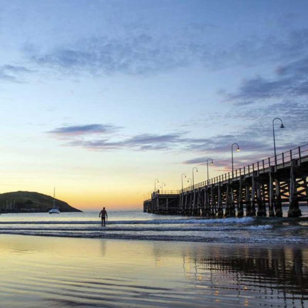 Coffs Harbour Attractions, The Jetty