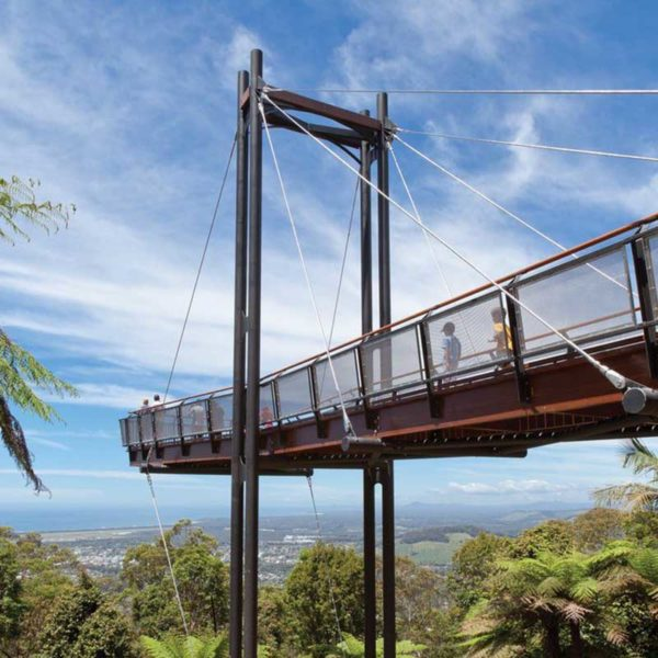 Coffs Harbour Attractions, Sealy Lookout