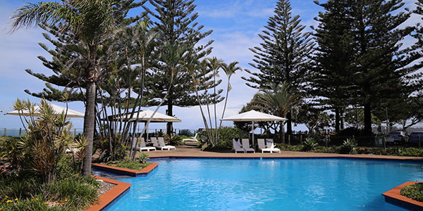 Coffs Harbour Luxury Accommodation, Sapphire Retreat, Resort Facilities